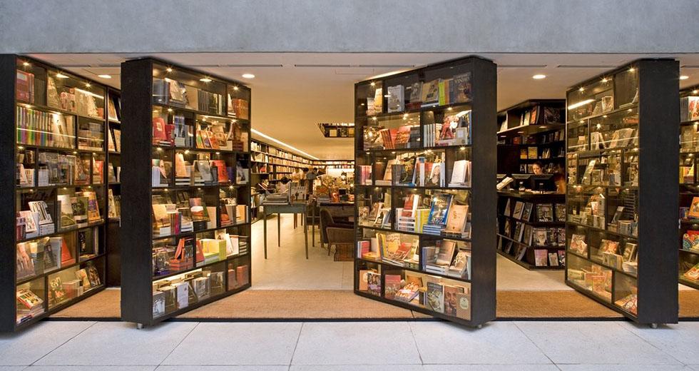 书店LED照明案例